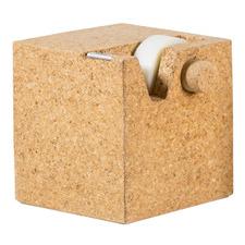 Square Cork Tape Dispenser
