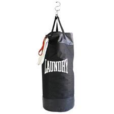 Black Punch Laundry Bag