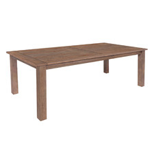 Russ Pine Wood Dining Table