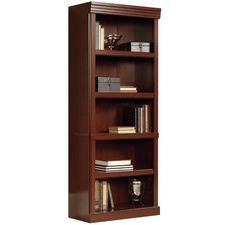 Classic Cherry Heritage Hill Library Cabinet