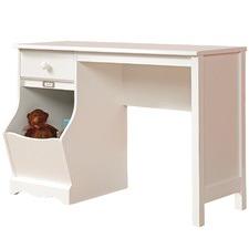 Soft White Pogo Desk