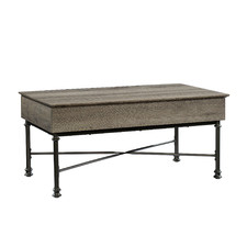 Medium Timber Canal Street Lift Top Coffee Table