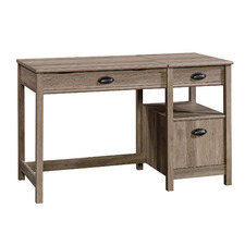 Medium Timber Harbor View Lift-Top Desk