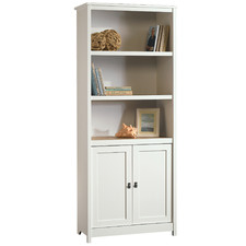 White Cottage Road Library Cabinet