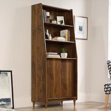 Harvey Park Wide Modern Bookcase