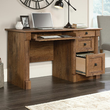 Vintage-Style Palladia Computer Desk