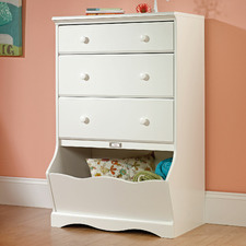 Pogo 3 Drawer Chest with Cubby