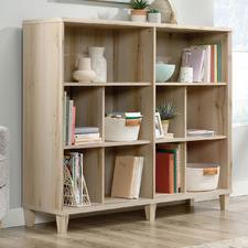 Light Timber Walter 10 Shelf Bookcase