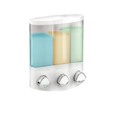 Euro Trio 3 Soap Dispenser