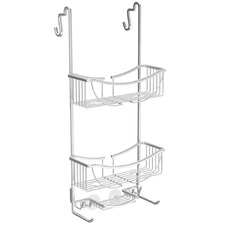 3 Tier Venus Metal Over The Door Shower Caddy