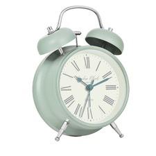 Charlotte Sage Green Alarm Clock