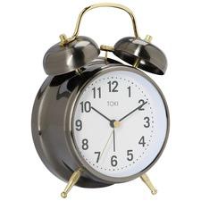 Askel Silent Sweep Alarm Clock