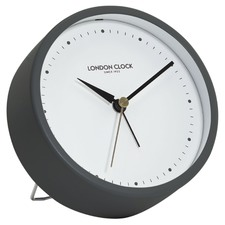 Marked Hoxton Silent Alarm Clock
