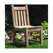 Barry Outdoor Timber Side Chair
