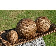 Water Hyacinth Ball