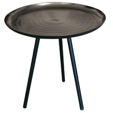 Charcoal Carraway Table