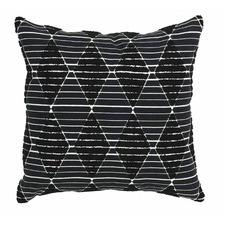 Dawson Black Cushion