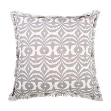 Grey Penny Cushion
