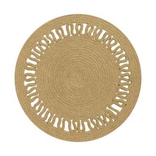 Evelyn Natural Jute Placemats (Set of 6)