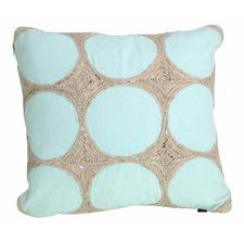 Glacier Blue Napoleon Cushion