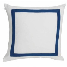 Santorini  Blue Theodore Cushion