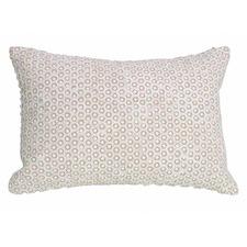 White Deja Cushion