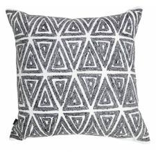 Grey Wellington Cushion