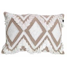 Odette White Cushion