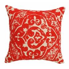 Esmeralda Seville Orange Cushion