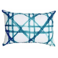 Teal Hector Cushion