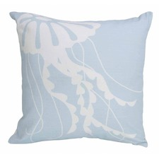 Jelly Illusion Blue Cushion