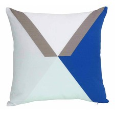 Blue Mix Torquay Cushion