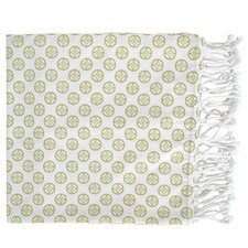 Koel Chartreuse Turkish Towel