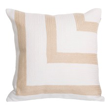 Warm Taupe Portsea Corner Cushion