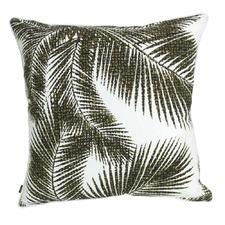 Havana Black & Green Cushion