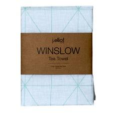 Winslow Linen Teatowel (Set of 2)