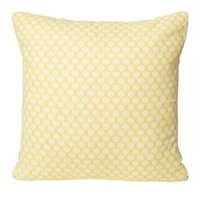 Minerva Patterned Cotton Cushion