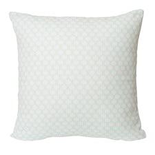 Minerva Patterned Cotton Cushion