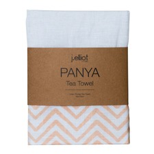 Panya Printed Linen Teatowel (Set of 2)