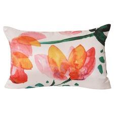 Asteria Printed Floral Cushion