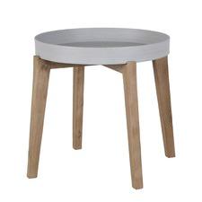 Braydon Tray Top Side Table