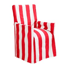 Stripe Zishan Director's Chair Cover