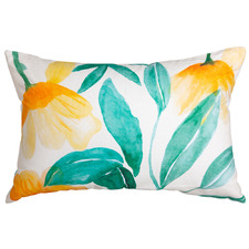 Multi-Coloured Savannah Cotton Cushion