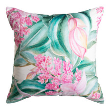 Multi-Coloured Cordelia Cotton Cushion