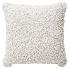 Lyla Square Faux Fur Cushion