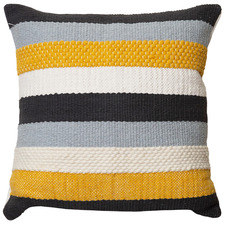 Striped Zuri Cotton Cushion