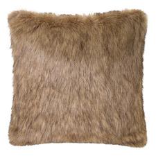 Grizzly Faux Fur Cushion