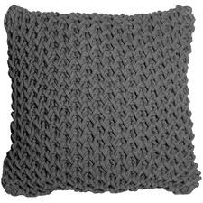 Zara Hand-Knitted Cushion