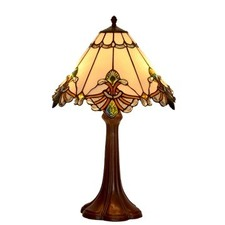 Desert Garden Tiffany Table Light