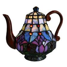Tulip Teapot Table Lamp